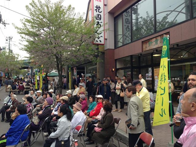 小樽春祭り